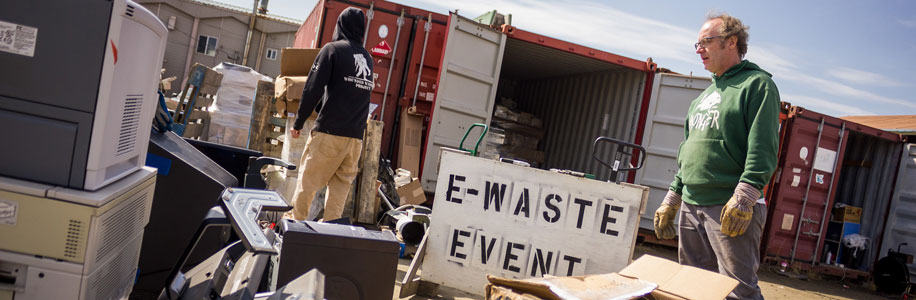 You Won't Believe How Much E-waste Is Actually Recycled Each Year