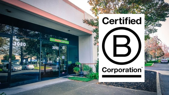 Surplus Service Gets Certified as a B Corporation, Continuing Its Tradition of Being a Force for Good