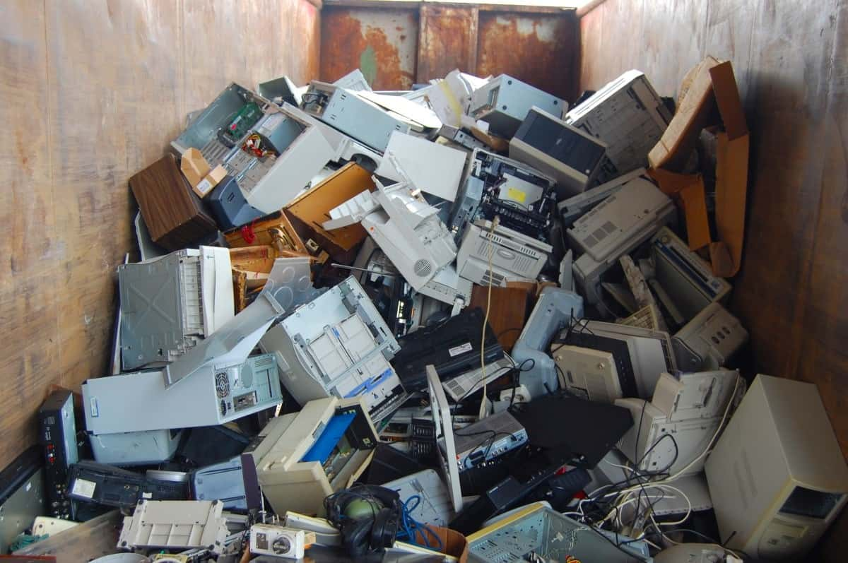 E-waste Solutions In Bay Area